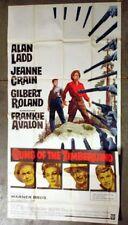 Original 3-Sheet Poster 1960 GUNS OF THE TIMBERLAND