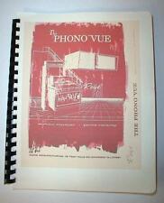 Ami Phono Vue Manual