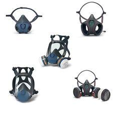 Moldex Half Masks Series 7000 & 8000, Moldex Full Face Masks Series 9000