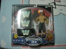 WWF WWE Wrestlemania 21 John Cena Gear Signature Sunday 3 April 2005 GP