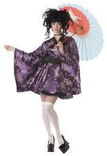 Lovely Lolita Japanese Geisha Teen Costume
