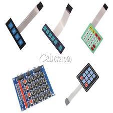 4x4/4x3/4x5/1x6/1x4 Keys Matrix Keyboard Array Membrane Switch Keypad Keyboard