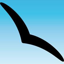 Sticker schwalbe Silhouette Narrow Discrete Warning Bird Window Glass Disc Foil