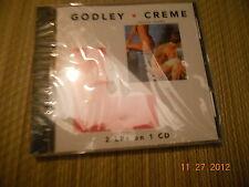 Godley & Creme - L/Freeze Frame CD sealed OOP rare 10CC