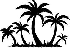 Palm Trees vinyl decal/sticker