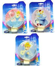 Disney Princess Cinderella & Charming Prince Kids Decorative Bedroom Night Light