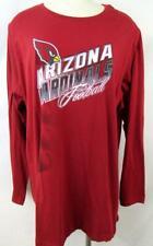 Arizona Cardinals Womens Plus Size 1X or 2X Long Sleeve Her Jazz T-Shirt ACDN 71