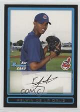 2009 Bowman Prospects #BP9 Kelvin De La Cruz Cleveland Indians Baseball Card