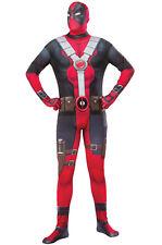 Deadpool Second Skin Suit Adult Costume