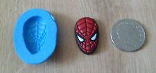 Nuevo Spiderman Molde Molde Sugarcraft Fimo Arcilla Polimérica