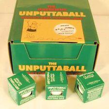 4 UNPUTTABLE GOLF BALLS GIFT TRICK golfing supplies