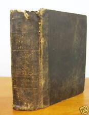 Circa 1850 Parley's UNIVERSAL HISTORY, Illustrated Rare