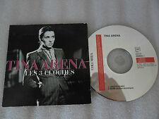 CD-TINA ARENA-Les 3 Cloches-Burn-(CD SINGLE)-2000-Daniella Federich-Méridian-