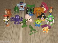 Werbefiguren Toy Story Albert Heijn komplett oder einzeln Spielzeugkiste