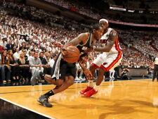 Kawhi Leonard vs LeBron James Basketball Sport Giant Print POSTER Affiche