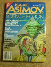 ASIMOV'S (SCI-FI) - ALEXANDER JABLOKOV - May 1988