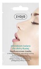 ZIAJA Microbiome Balance NON-GREASY MASK FOR OILY SKIN 1/3/5/10 PCS