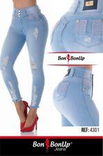 Jeans colombianos butt lifter fajas colombianas levanta cola Bon Bon Up 4301