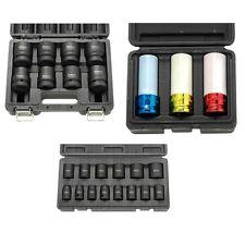 Kraftstecknüsse-Set für Schlagschrauber, Druckluftwerkzeuge, Kraftnüsse, Sets