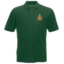 King's Shropshire infantería ligera Camisa Polo
