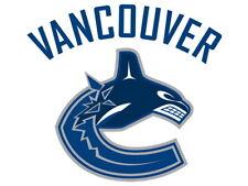 Vancouver Canucks Logo Hockey Sport Art Huge Giant Wall Print POSTER