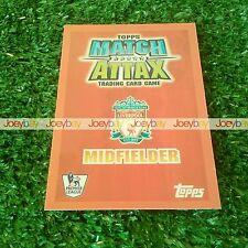 07/08 MAN OF THE MATCH CARD MATCH ATTAX 2007 2008