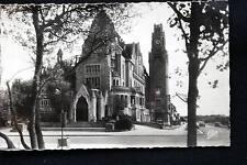 LE TOUQUET PARIS PLAGE  HOTEL DE VILLE 1957