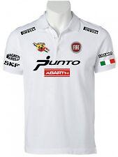 POLO FIAT PUNTO ABARTH maglietta felpa alfa romeo rally tuning t-shirt maglia