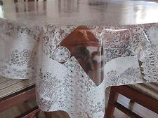 Tischfolie Tischdecke glasklar bedruckt 116.1 Patchwork Tischschutz Meterware