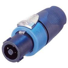 Neutrik - NL4FX - 4-Pole Speakon© Connector - Buy in bulk and save!
