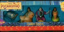 NIB Mattel Disney's Pocahontas Toddler Figures 18-36 Months