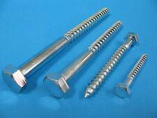 Schlüsselschrauben 571 verz. Sechskantschrauben Holzschrauben 5,6,8,10 mm