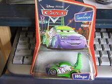 DISNEY PIXAR CARS WINGO  SUPERCHARGED