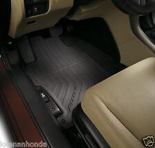 Genuine OEM Honda Accord 4DR Black All Season Floor Mat Set  2013 - 2017 Mats