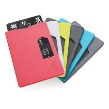 LoooQs RFID Anti-Skimming Kartenhalter Kartenhülle Brieftasche Geldbörse
