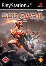 PS2 / Sony Playstation 2 Spiel - God of War (mit OVP)