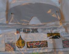 FOX Main lens's. Moto-x/Enduro/Trail/MTB/Twinshock/EVO