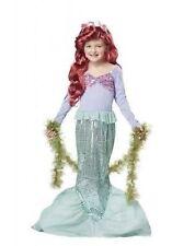 California Costumes Ariel Little Mermaid Sea Child Cosplay Disney Costume 00246