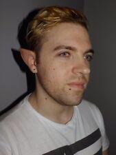 Elf Vulcan puntas para oreja de Hadas Zelda Hobbit Cosplay libre de látex