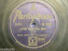 78rpm HARRY JAMES little star / a little bit of heaven