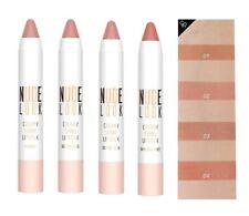 Golden Rose Nude Look Creamy Shine Lipstick Smooth & Natural Finish Moisturizes