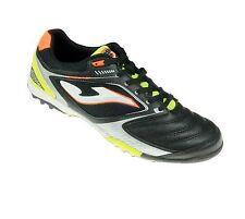 Joma Dribling 601 Black-Lemon Turf Shoes