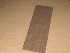 Nitrile Bonded Cork sheet 3mmthk ,300mm x 100mm