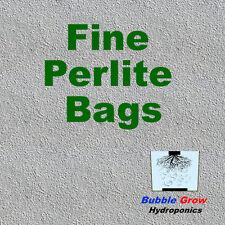 PERLITE 2L/3L/5L/8L/10L/12L/15L/18L/20L/25L BAGS FINE GRADE PLANT GROWING MEDIUM