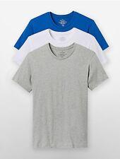 Calvin Klein CK Crew Neck Basic T-Shirt 100% Cotton