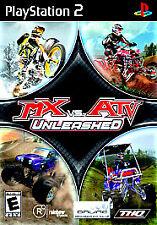 MX vs. ATV Unleashed (Playstation 2) PS2