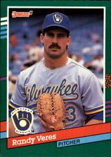 1991 Donruss Baseball (755-770) Pick From List