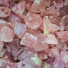 Rose Quartz Pink Raw Natural Crystal Mineral Specimen Healing Grid Love Healing