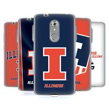 UFFICIALE Università dell'Illinois U di gel custodia morbida I per Telefoni ZTE
