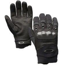 Paintball Tactical guantes con protectoren (negro)
